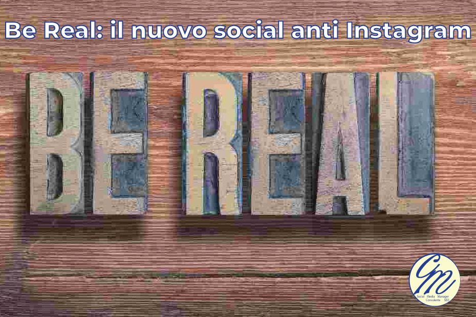 Be Real: il social anti Instagram